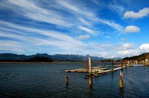 The Wheeler waterfront.